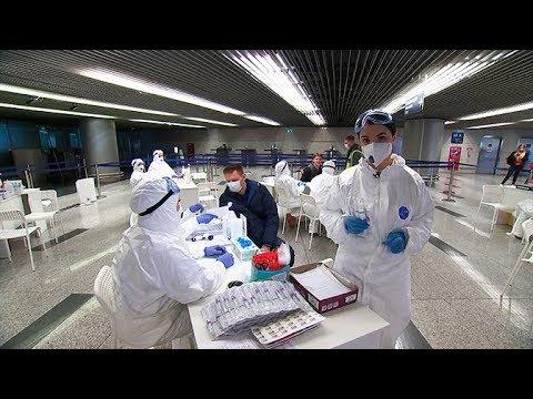 Российские ученые разрабатывают уникальные средства лечения от коронавируса
