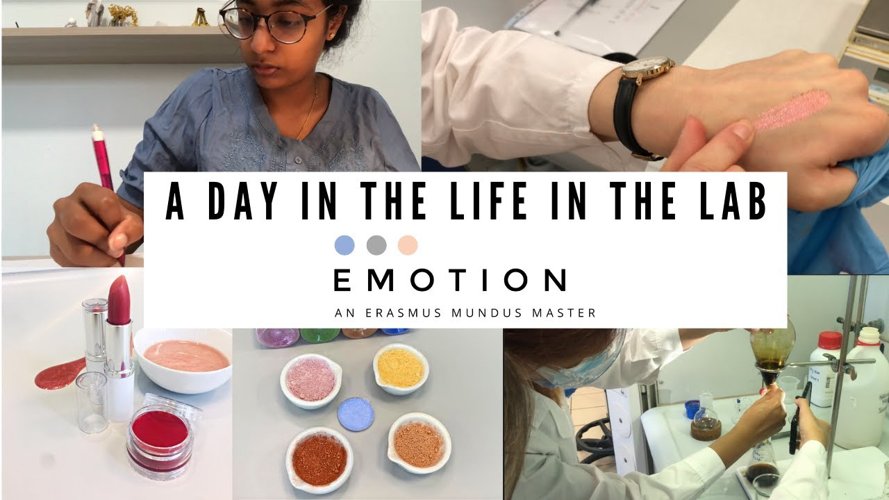 A day in the life of an EMOTION student!