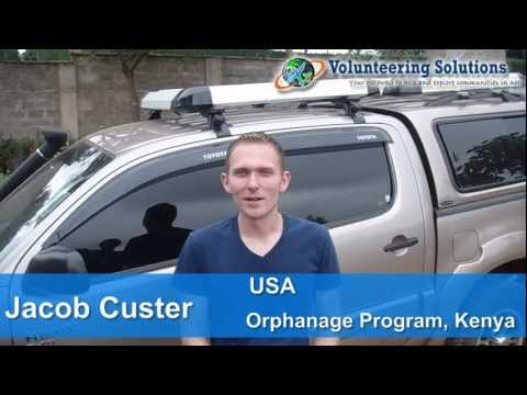 Volunteer Abroad in Kenya with Volunteering Solutions - Volunteer Test