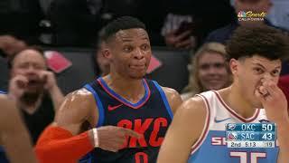 Oklahoma City Thunder vs Sacramento Kings   December 19, 2018