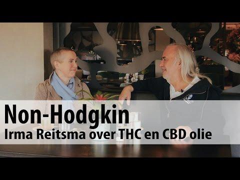 Non-Hodgkin - Irma Reitsma over THC en CBD