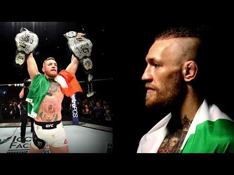 Conor McGregor Entrance Music - The Foggy Dew + Hypnotize Remix [Live Intro] (High Quality) JRB Edit