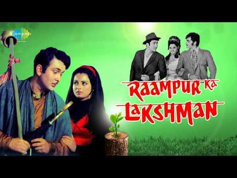 Raampur ka Baasi Hoon- Kishore Kumar- Raampur Ka Lakshman (1972)