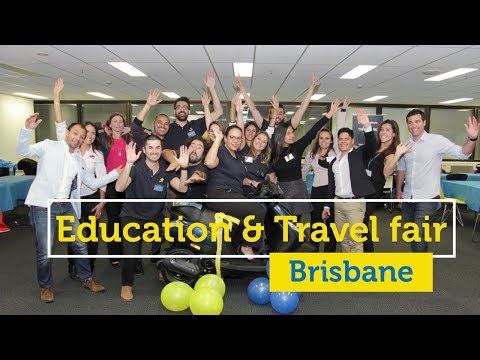 Hello Study - Education and Travel Fair (Brisbane)