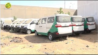 Renouvellement du Parc Transport à Touba: Bientôt  200 minibus seront  mises en circulation
