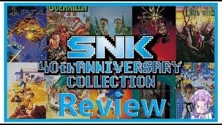 SNK 40th Anniversary Collection PS4 Review