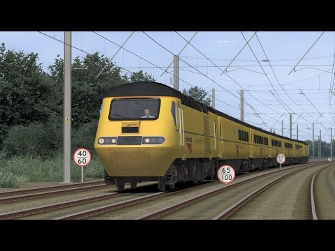 Train Simulator 2017: AP Class 43 NMT York-Selby-Doncaster