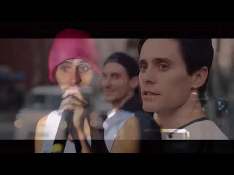 Jared Leto Purple Rain Remix