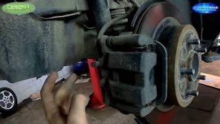 Nissan Leaf ремонт на 70 000 км