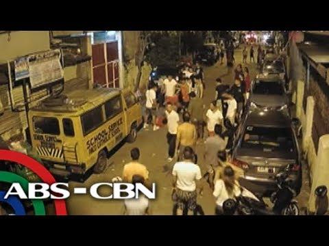 TV Patrol: Lalaki, binugbog ng mga nag-iinuman sa Makati