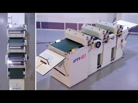 DCM IM183 Flexo Printing For Carrier Bags