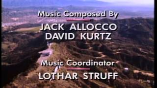 The Bold and the Beautiful long closing credits 1998 (cast and crew)