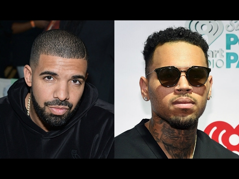 Chris Brown Sends A message to Drake After he Mentions his Name at his concert.