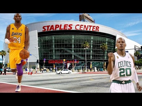 2008 NBA Finals highlights (Game 4) - Kobe Bryant vs Ray Allen