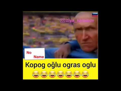 Köpəy oğlu oğraş oğlu 😂😂😂 from YouTube · Duration:  42 seconds