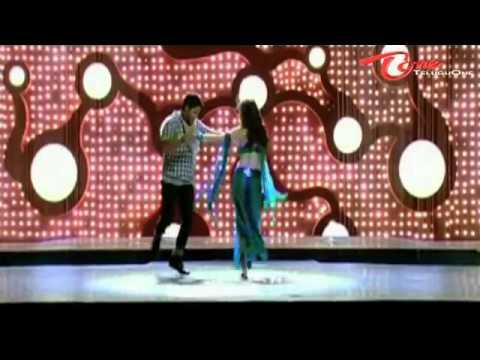 Allu Arjun's Badrinath   In The Night   Song Trailer