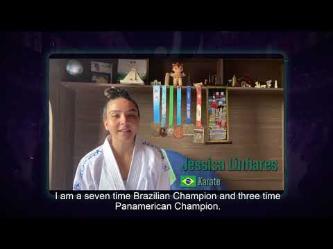 Meet the Athletes - Jessica Linhares | 2nd Ludus Star Championships