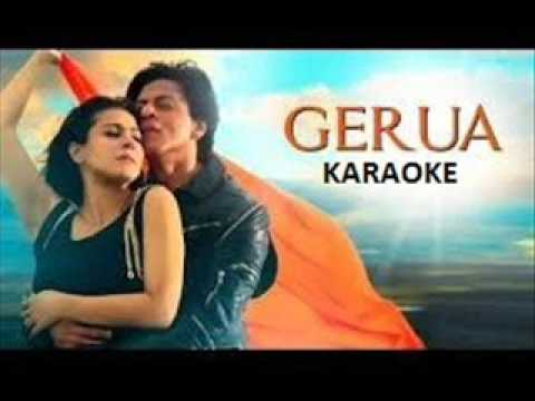 Gerua Karaoke