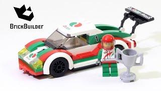 Kijk Lego City 60053 Racewagen filmpje