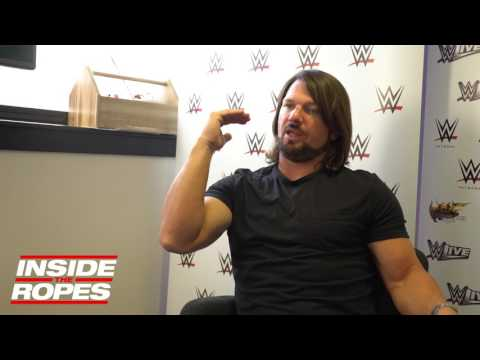 AJ talks about not going through NXT & the...