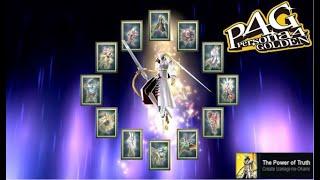 Dodecagon Spread Fusion The World Persona - Persona 4 Golden PC Steam