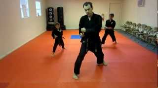 Dan-Gun Tae Kwon Do Form Explained Step by Step