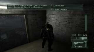 Splinter Cell Pandora Tommorow Gameplay HD