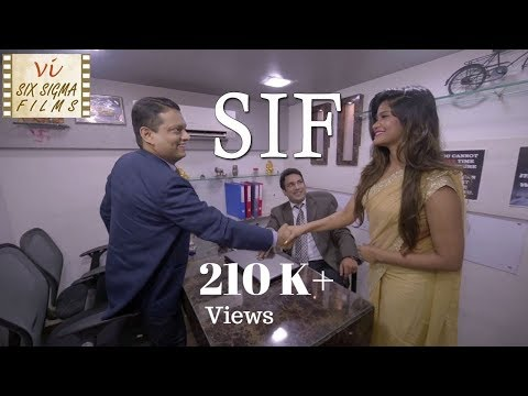 Hindi Short Film | SIF- Systematic Investment Financial Fraud | Six Sigma Films