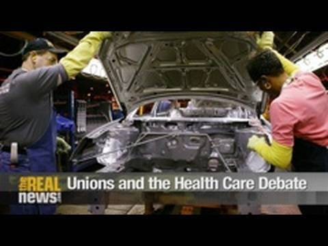 Unions and the Health Care Debate