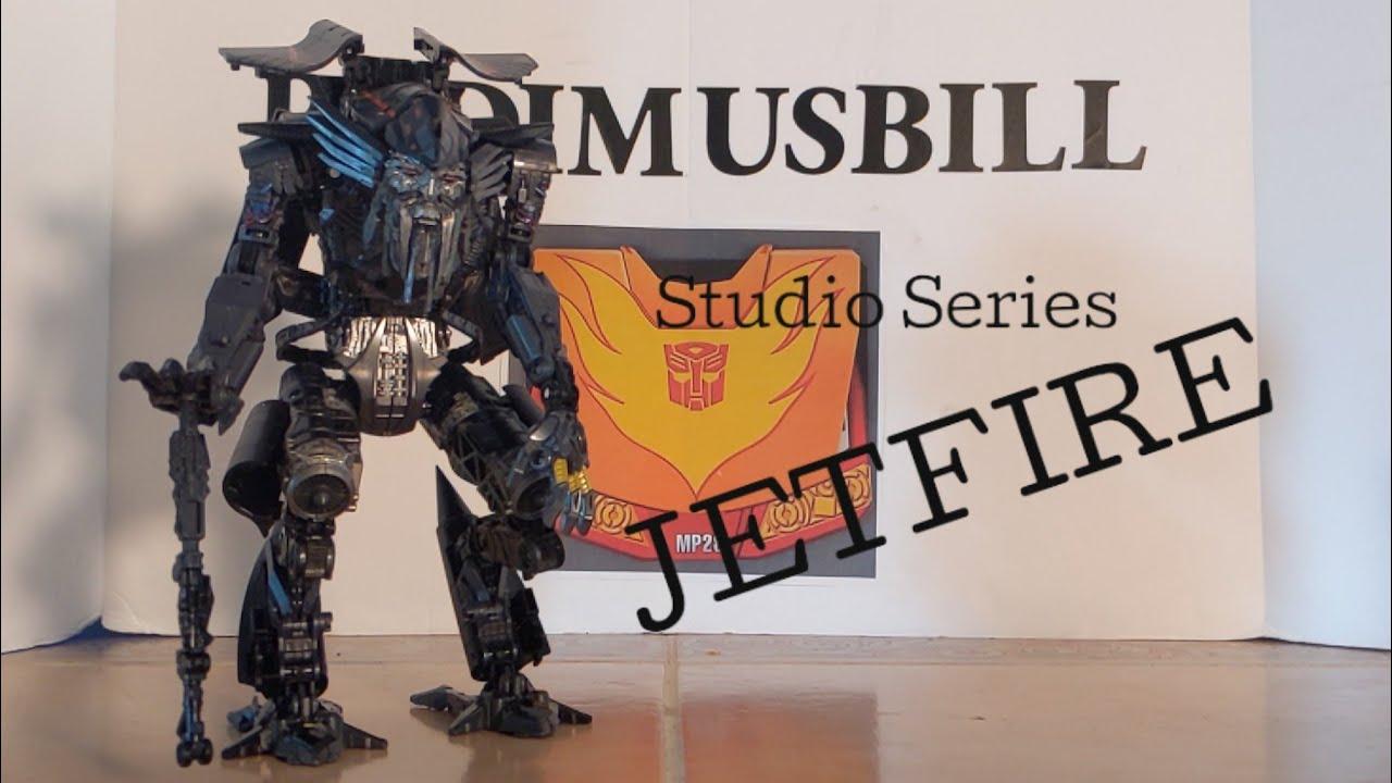 Studio Series Leader #59 JETFIRE Review by Rodimusbill