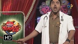 Jabardasth – Getup Srinu Performance - 14th April 2016 - జబర్దస్త్