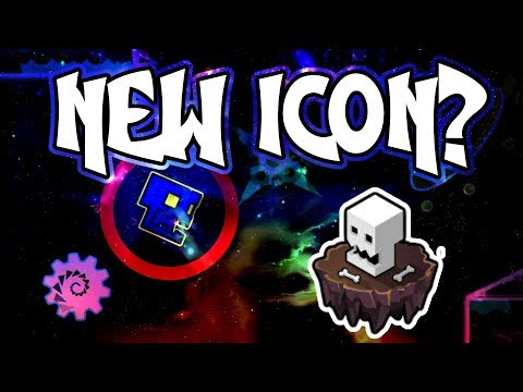 NEW ICON IN GEOMETRY DASH 2.2 LEAKED? | GEOMETRY DASH 2.2 NEWS