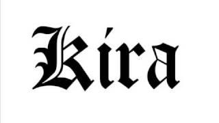 Repeat youtube video Kira theme A