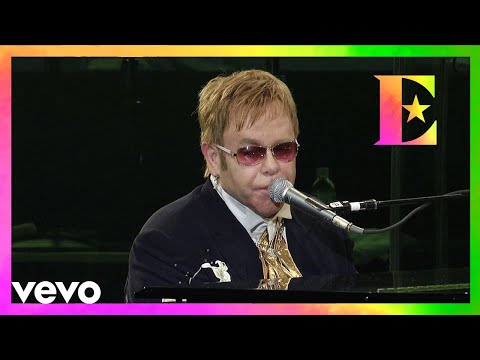 Elton John - Your Song (Atlanta Tabernacle 2004)