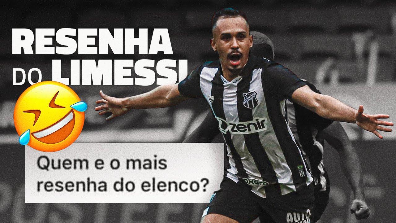 #RESENHA COM LIMA, CRAQUE DO CEARÁ!