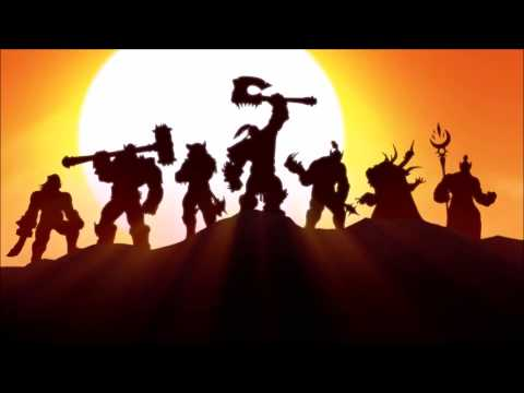 Микс – Warlords of Draenor Soundtrack - 3 - Times Change (Cinematic Music)