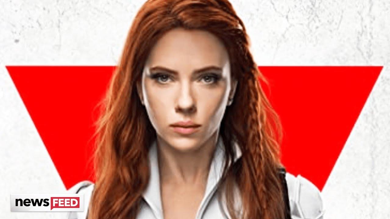 Scarlett Johansson SUING Disney Over 'Black Widow' Release!