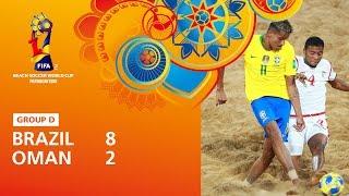 Фото Brazil V Oman Highlights - Fifa Beach Soccer World Cup Paraguay 2019™