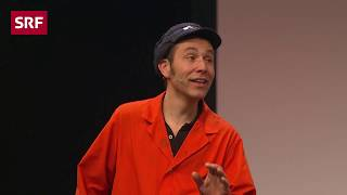 Lapsus: Wieso Bruno | Arosa Humorfestival 2015 | SRF Comedy
