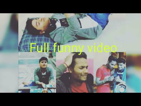 Bollywood songs while using mobile phones full funny video .. cast :- Prince mishra & prince soni