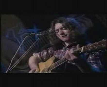 Out on the Western Plain - Rory Gallagher