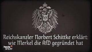 Neues vom Reichskanzler: Die Wahrheit hinter der AfD