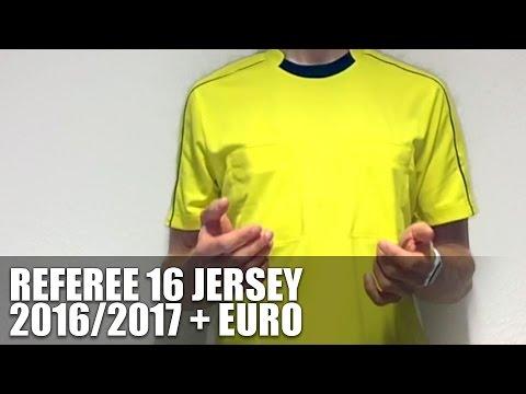 adidas uefa schiedsrichter-trikot