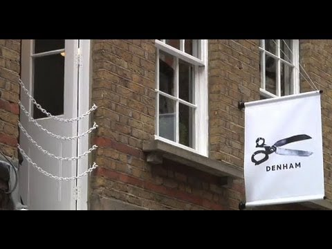 Denham Jeans - Interview with the founder Jason