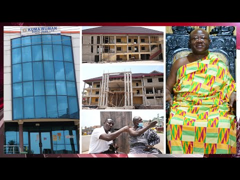 The History Of Kumawu In The Ashanti Region;Its Township and The Developmental   Projects
