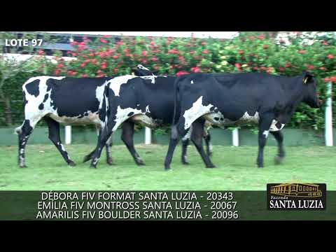 SANTA LUZIA   LOTE 97
