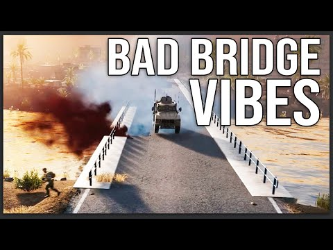 I Can't Believe I Survived This Bridge Assault - Squad