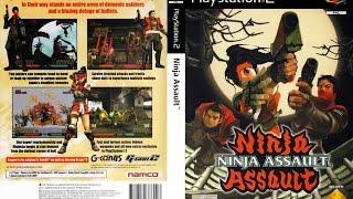 Ninja Assault - PS2 Playstation 2 Longplay (Full Game) [011]