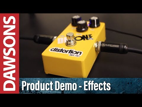 DR Tone DST 101 Distortion Pedal Review
