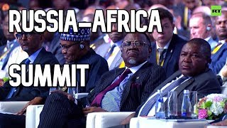 First ever Russia-Africa summit in Sochi: 43 leaders aim to boost cooperation
